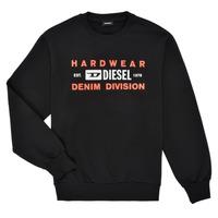Oblečenie Chlapci Mikiny Diesel SGIRKK10 Čierna