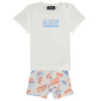 Oblečenie Chlapci Komplety a súpravy Diesel SILLIN Viacfarebná