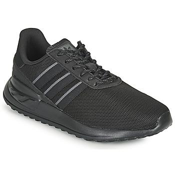 Topánky Deti Nízke tenisky adidas Originals LA TRAINER LITE J Čierna