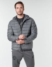 Oblečenie Muži Vyteplené bundy adidas Performance TODOWN HO JKT Šedá