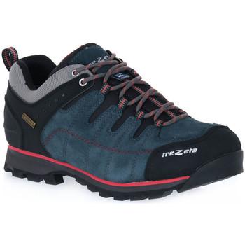 Topánky Muži Turistická obuv Trezeta HURRICANE EVO LOW Blu