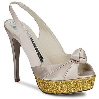 Topánky Ženy Sandále Magrit IMPERIALI Biela / Zlatá