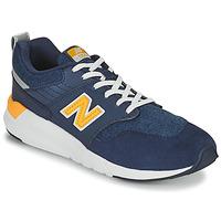 Topánky Chlapci Nízke tenisky New Balance YS009 Modrá