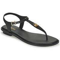 Topánky Ženy Sandále MICHAEL Michael Kors MALLORY THONG Čierna