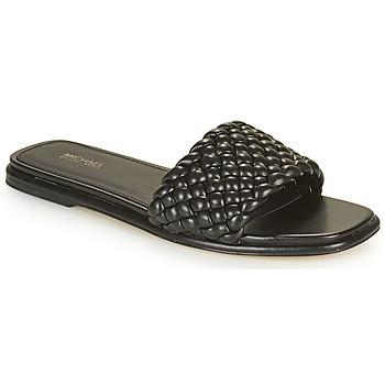 Topánky Ženy Šľapky MICHAEL Michael Kors AMELIA FLAT SANDAL Čierna