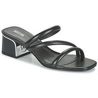 Topánky Ženy Šľapky MICHAEL Michael Kors LANA MULE Čierna