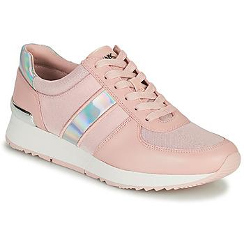 Topánky Ženy Nízke tenisky MICHAEL Michael Kors ALLIE TRAINER Ružová