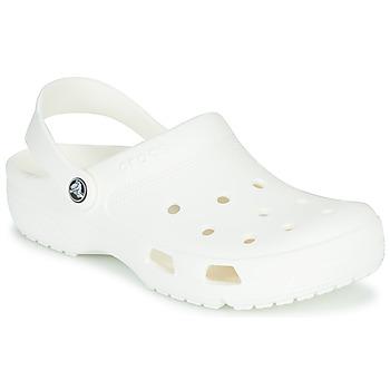 Topánky Nazuvky Crocs COAST CLOG WHI Biela