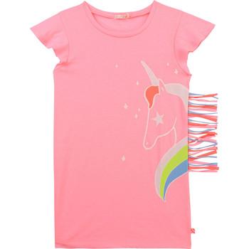 Oblečenie Dievčatá Krátke šaty Billieblush / Billybandit U12625-462 Ružová