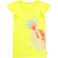 Oblečenie Dievčatá Krátke šaty Billieblush / Billybandit U12625-599 Žltá