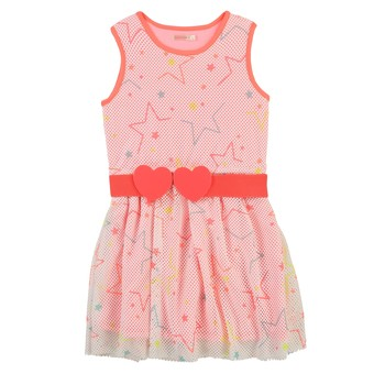 Oblečenie Dievčatá Krátke šaty Billieblush / Billybandit U12646-Z40 Ružová