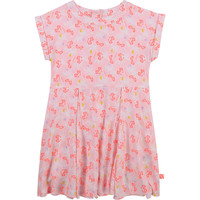 Oblečenie Dievčatá Krátke šaty Billieblush / Billybandit U12650-Z40 Ružová