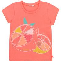 Oblečenie Dievčatá Tričká s krátkym rukávom Billieblush / Billybandit U15864-499 Ružová