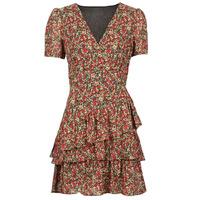 Oblečenie Ženy Krátke šaty Moony Mood  Červená