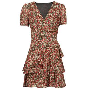 Oblečenie Ženy Krátke šaty Moony Mood ORNAMA Červená