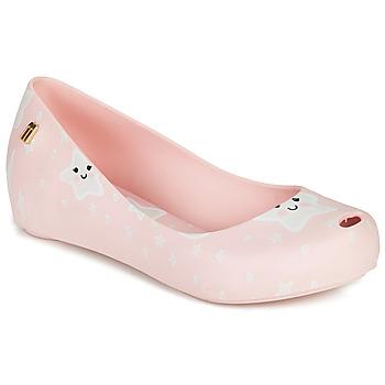 Topánky Dievčatá Sandále Melissa MEL ULTRAGIRL SWEET DREAMS Ružová / Biela