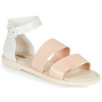 Topánky Ženy Sandále Melissa MELISSA MODEL SANDAL Biela / Ružová