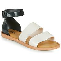 Topánky Ženy Sandále Melissa MELISSA MODEL SANDAL Biela / Čierna