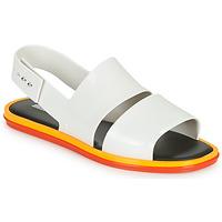 Topánky Ženy Sandále Melissa CARBON Biela