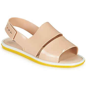 Topánky Ženy Sandále Melissa CARBON Béžová / Žltá