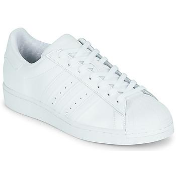 Topánky Nízke tenisky adidas Originals SUPERSTAR Biela