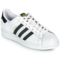 Topánky Nízke tenisky adidas Originals SUPERSTAR Biela / Čierna