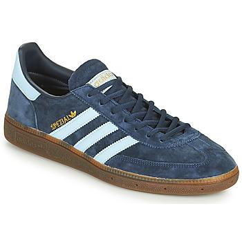 Topánky Muži Nízke tenisky adidas Originals HANDBALL SPEZIAL Modrá / Biela