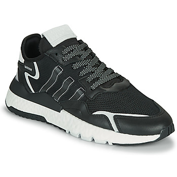 Topánky Muži Nízke tenisky adidas Originals NITE JOGGER Čierna