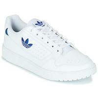 Topánky Nízke tenisky adidas Originals NY 92 Biela / Modrá
