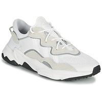 Topánky Nízke tenisky adidas Originals OZWEEGO Biela / Béžová