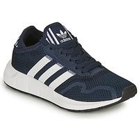 Topánky Deti Nízke tenisky adidas Originals SWIFT RUN X C Námornícka modrá