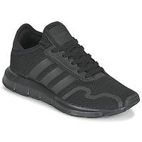 Topánky Deti Nízke tenisky adidas Originals SWIFT RUN X J Čierna