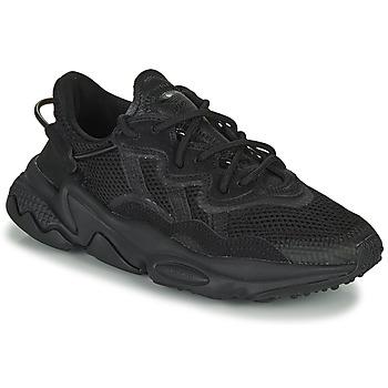Topánky Deti Nízke tenisky adidas Originals OZWEEGO J Čierna