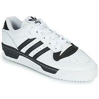 Topánky Nízke tenisky adidas Originals RIVALRY LOW Biela / Čierna