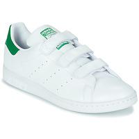 Topánky Nízke tenisky adidas Originals STAN SMITH CF SUSTAINABLE Biela / Zelená