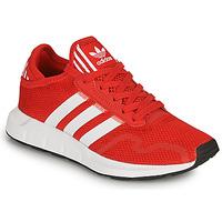 Topánky Deti Nízke tenisky adidas Originals SWIFT RUN X J Červená