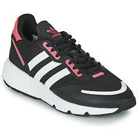 Topánky Ženy Nízke tenisky adidas Originals ZX 1K BOOST W Čierna / Ružová