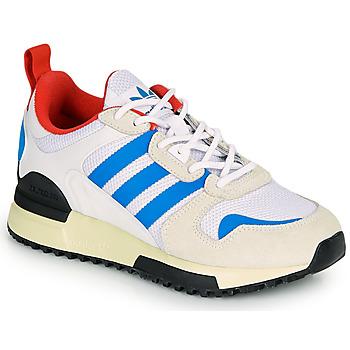 Topánky Deti Nízke tenisky adidas Originals ZX 700 HD J Béžová / Modrá