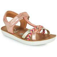 Topánky Dievčatá Sandále Shoo Pom GOA SALOME Ružová