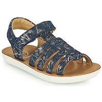 Topánky Dievčatá Sandále Shoo Pom GOA SPART Modrá