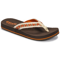 Topánky Ženy Žabky Cool shoe NUBE Hnedá
