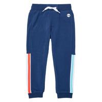 Oblečenie Chlapci Tepláky a vrchné oblečenie Timberland DOSSA Námornícka modrá