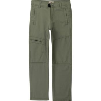 Oblečenie Chlapci Nohavice Cargo Timberland CARGOTA Kaki