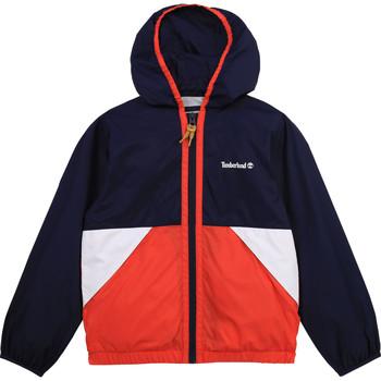 Oblečenie Chlapci Vetrovky a bundy Windstopper Timberland COPPO Viacfarebná