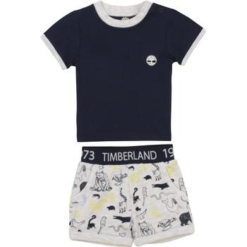 Oblečenie Chlapci Komplety a súpravy Timberland PITTI Viacfarebná