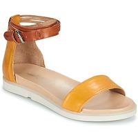 Topánky Ženy Sandále Dream in Green IRVANI Žltá