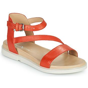 Topánky Ženy Sandále Dream in Green OURY Oranžová