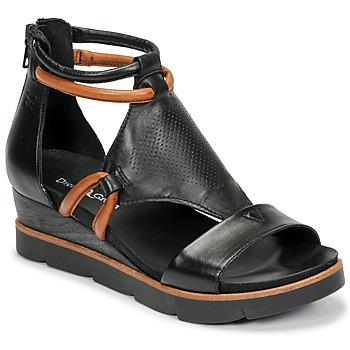 Topánky Ženy Sandále Dream in Green LIRABIEN Čierna