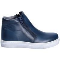 Topánky Chlapci Polokozačky Melania ME2632D8I.C Modrá