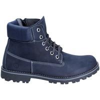 Topánky Chlapci Polokozačky Melania ME6629F8I.B Modrá